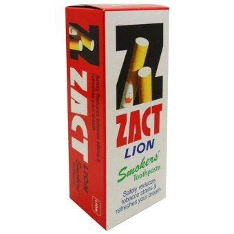 Kem đánh răng cho người hút thuốc Zact Lion
