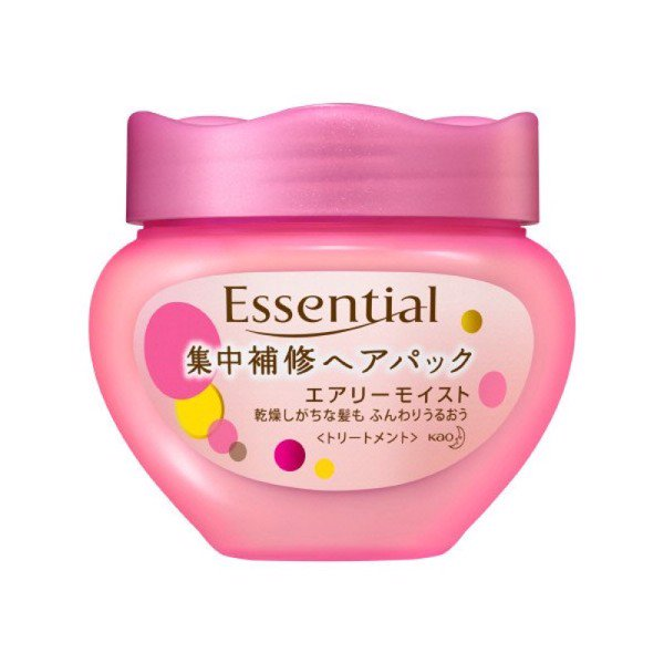 Kem ủ tóc Essential Kao Nhật Bản