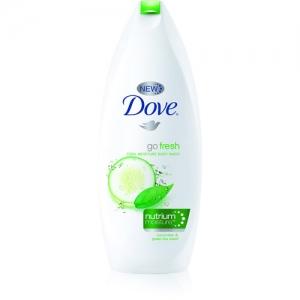 Sữa tắm Dove Mỹ Go Fresh Cucumber Green Tea 650ml nhập Mỹ