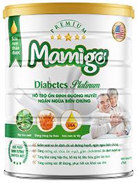 sữa bột tiểu đường thảo mộc Mamigo